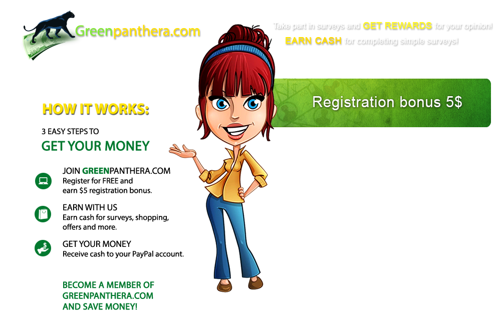 Register Now! - GreenPanthera.com